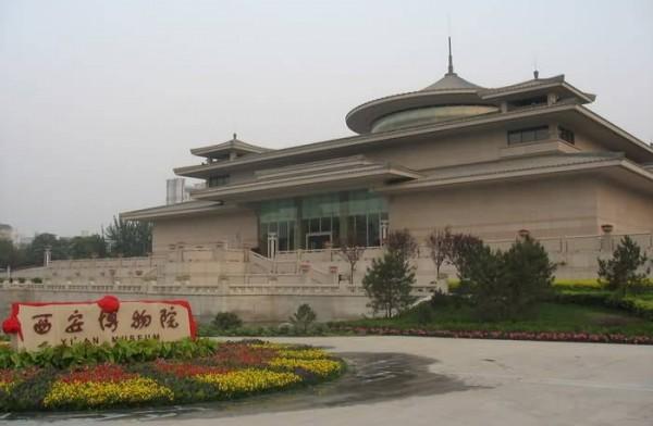 小雁塔博物馆项目