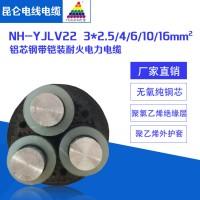 铝芯高压YJLV22电缆